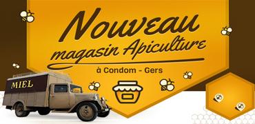 Nouveau magasin à Condom dans le Gers