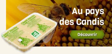 Candi pour abeilles