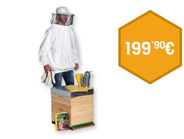 Kit pour les apiculteurs débutants