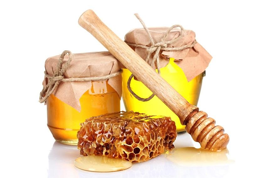 mise en pot du miel apicole