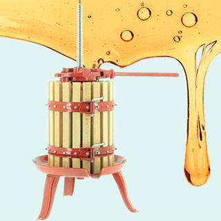 Nos pressoirs à miel !